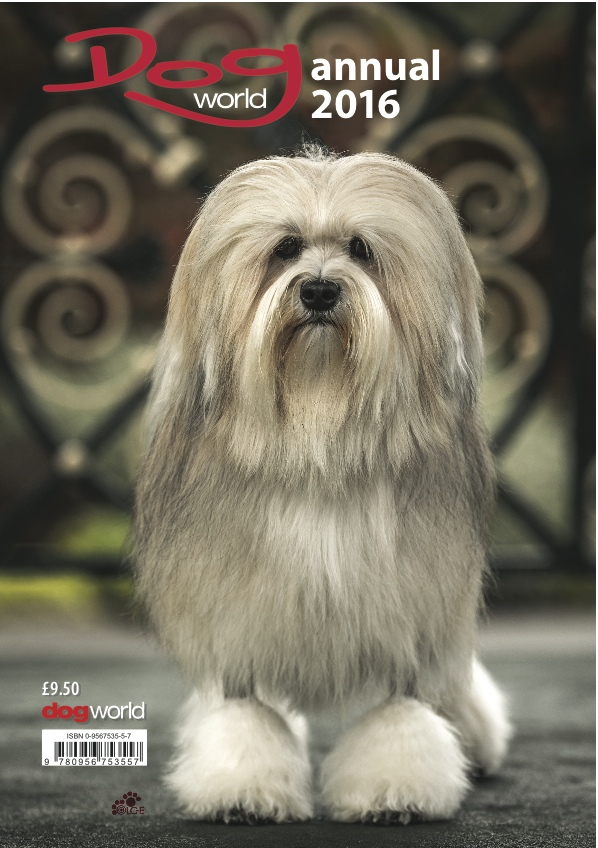 Order Dog World Annual 2016