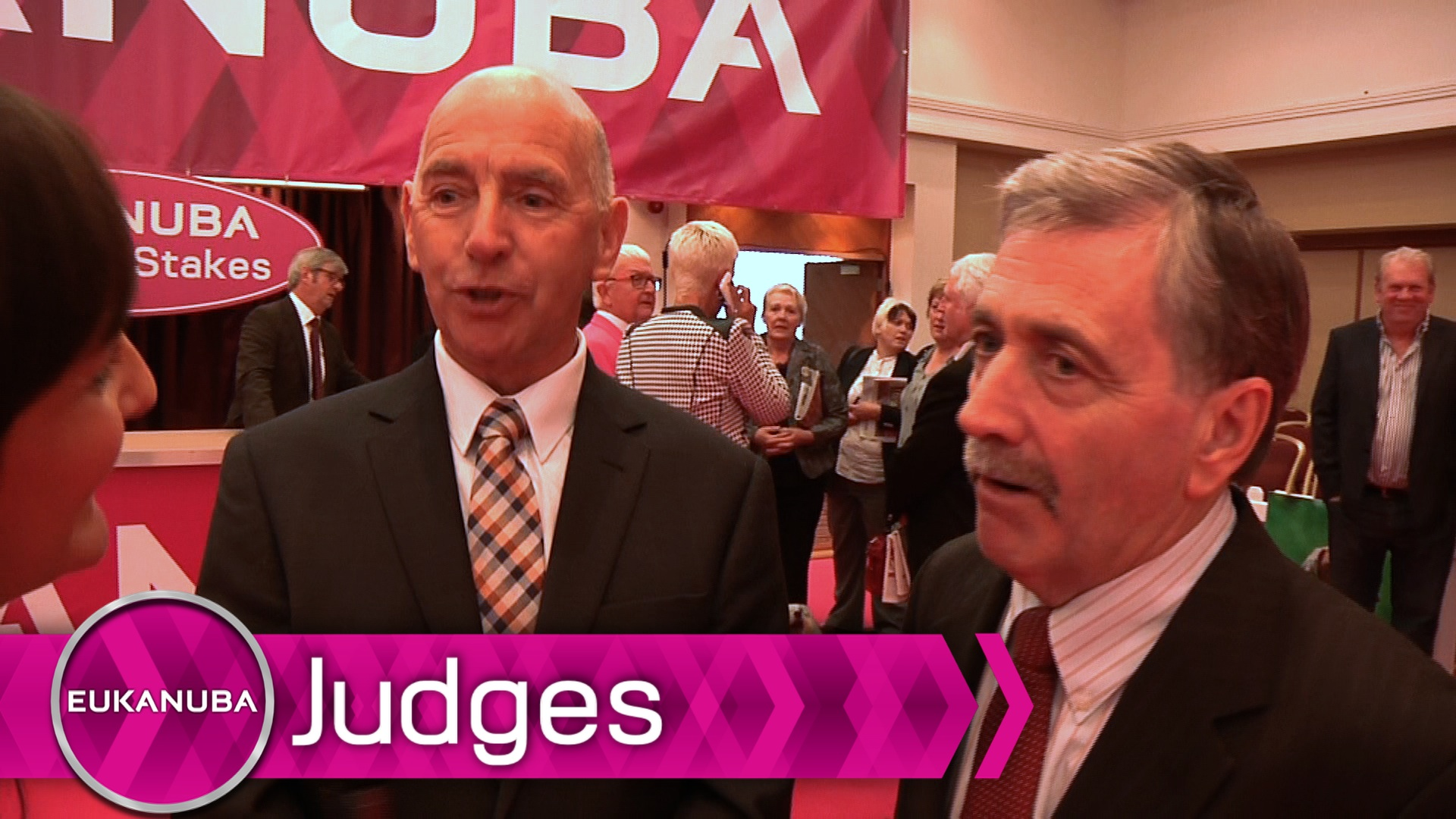 Eukanuba Champion Stakes 2014 Judges