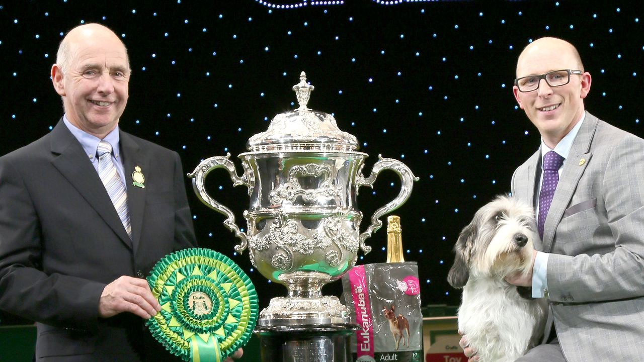 Crufts Best in Show Judge 2013 Interviews