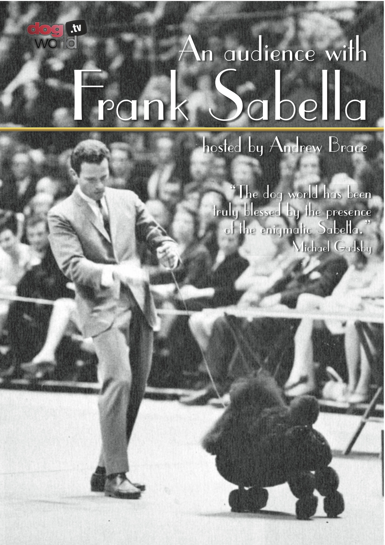 An Audience with... Frank Sabella (DVD)