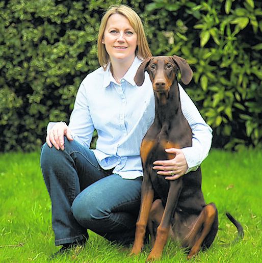 Talking Dogs - The Dobermann Trust's Spring Fling